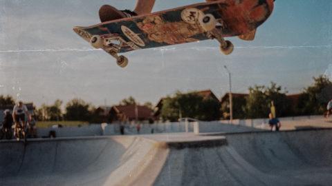 Skatepark. Sibiu 2019