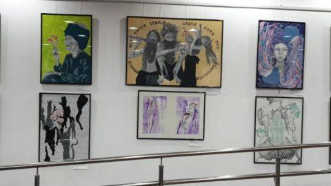 """""""Fiecare pe filmul lui""""- o expoziție despre originalitate și tinerețe"""