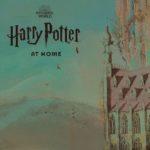 """""""Harry Potter at home""""aduce magia la tine acasă"""