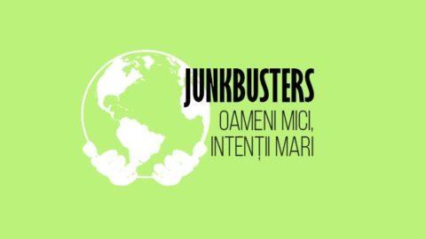 Junkbusters Sibiu caută voluntari pentru activități ecologice!