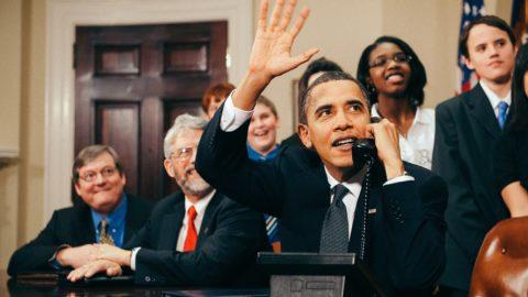 Barack Obama pentru absolvenții anului 2020