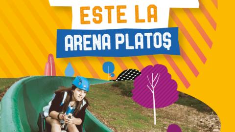 Complexul de vară Arena Platoș Păltiniș se deschide în weekend