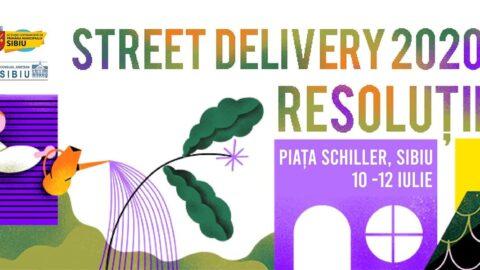 Street Delivery Sibiu 2020 – ReSoluții după pandemie