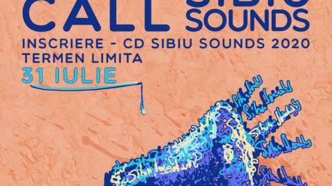 Înscrieri pentru CD-ul SIBIU SOUNDS 2020